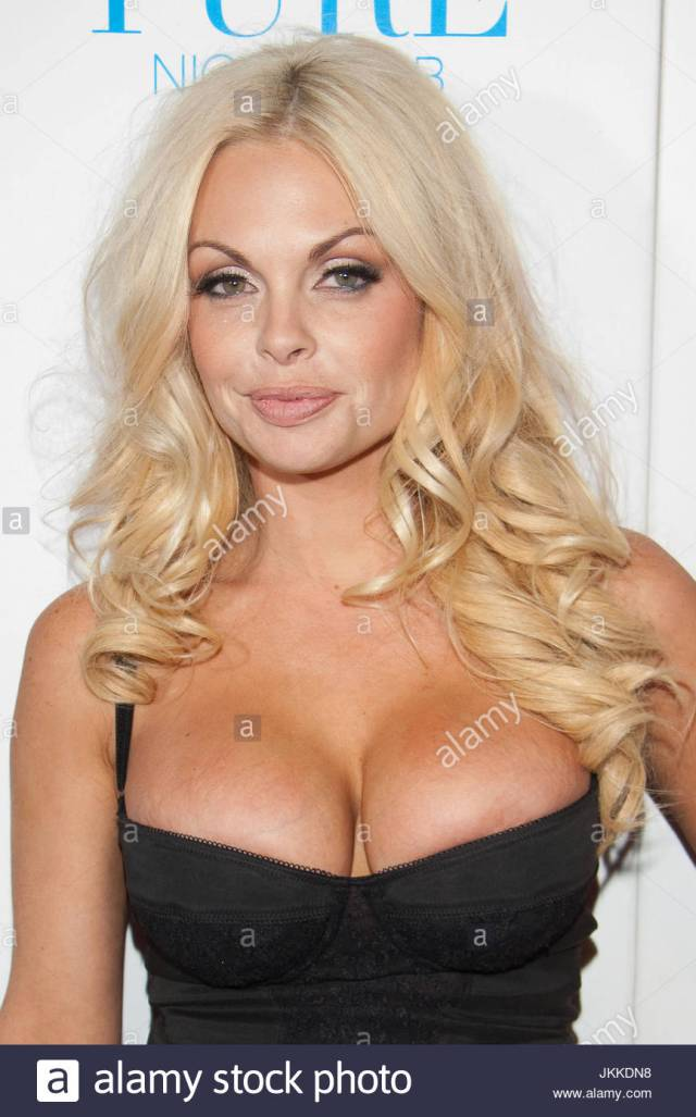 Digital Playground Contract Star Jesse Jane Hosts The Official Avn After Party At Pure Nightclub Inside The Caesars Palace Hotel And Casino On January 18