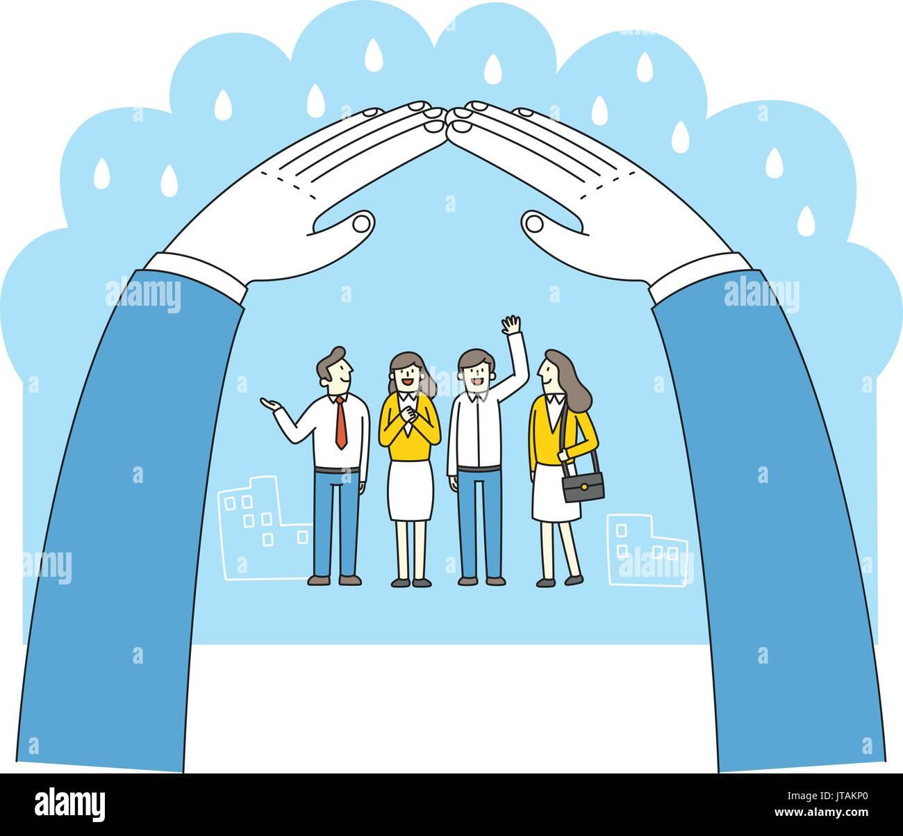 Egyptian Symbol Bridge