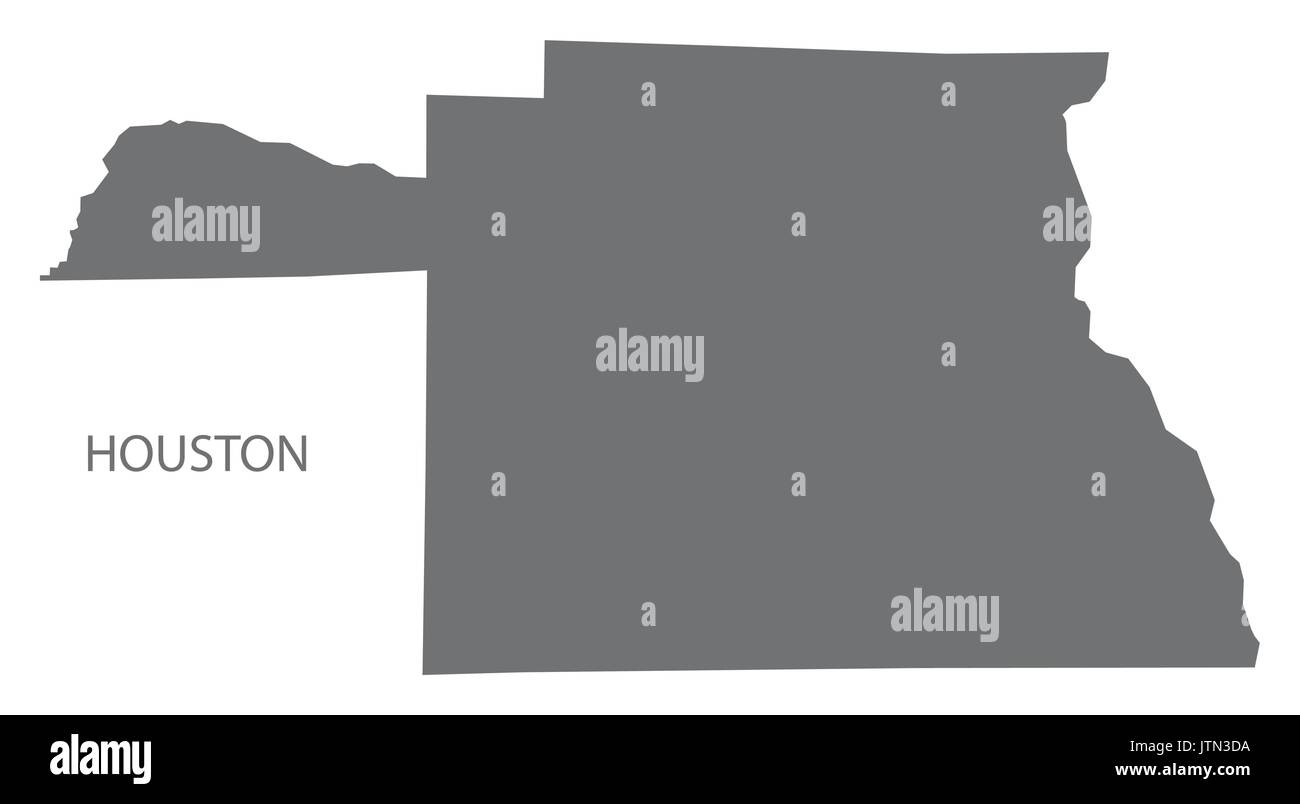 Advertisement houston map vector Full HD