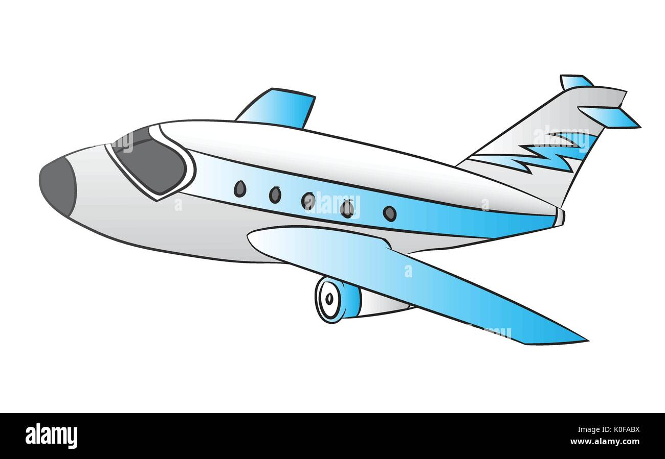 Cartoon Plane High Resolution Stock Photography And Images