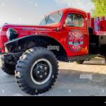 Dodge Power Wagon High Resolution Stock Photography And Images Alamy