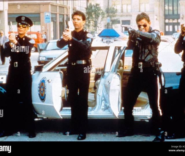 Police Academy Mission To Moscow Warner Bros Leslie Easterbrook David Graf Michael Winslow Picture From The Ronald Grant Archive Police Academy