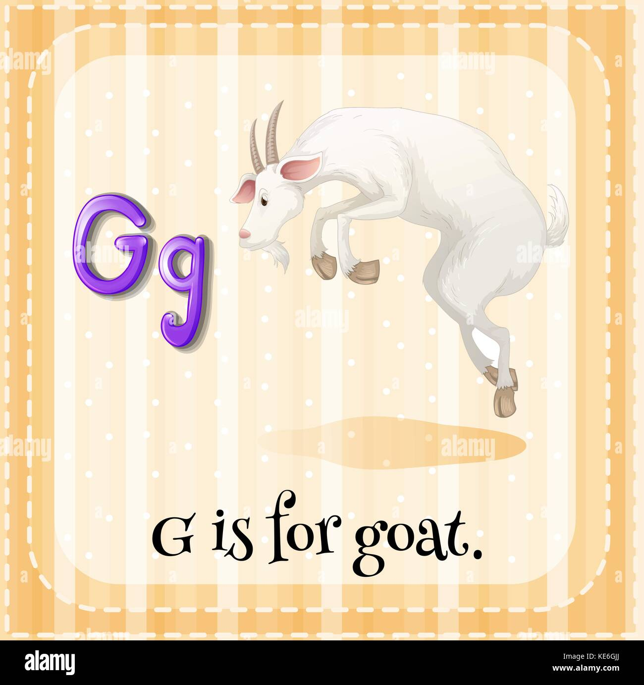 Animal Alphabet G Stock Photos Amp Animal Alphabet G Stock Images