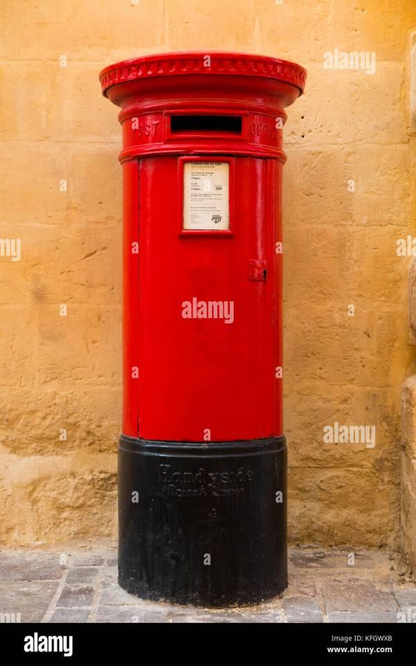 letter box # 30