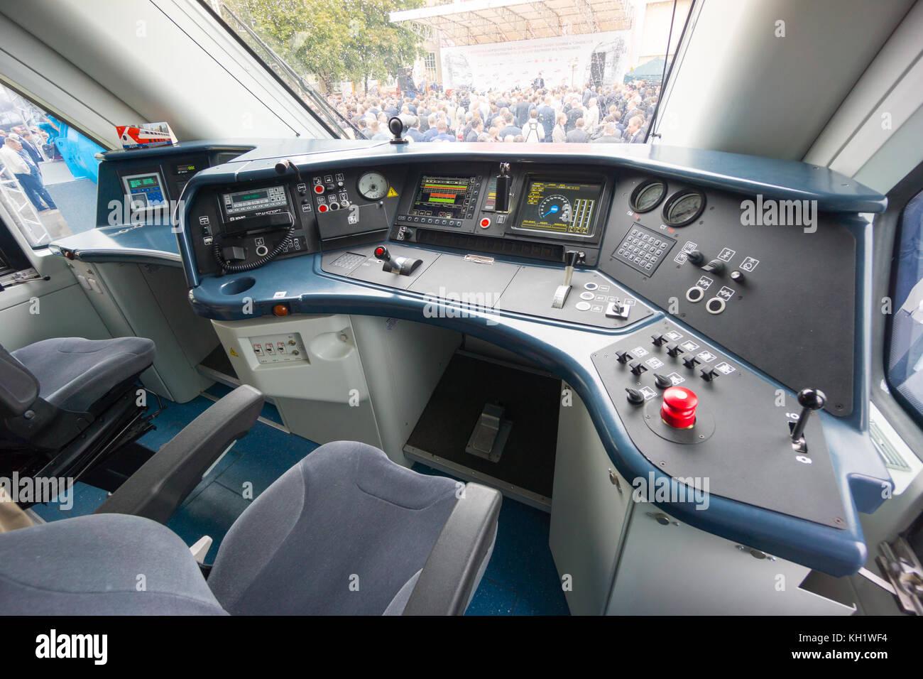 Ge Locomotive Cab Interior