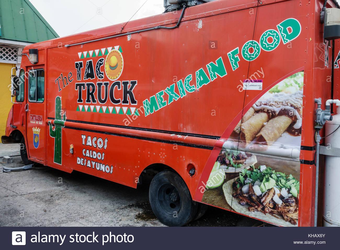 Airstream Truck Vector Food