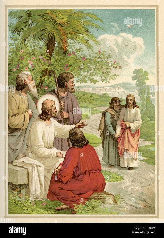 Disciples Of Jesus High Resolution Stock Photography and Images - Alamy