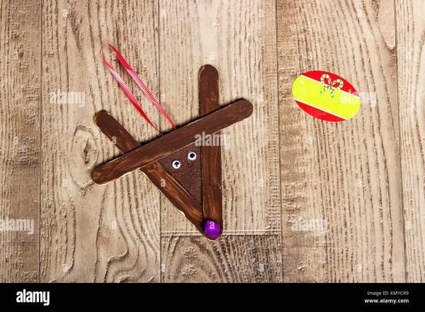 christmas ornaments popsicle sticks # 62
