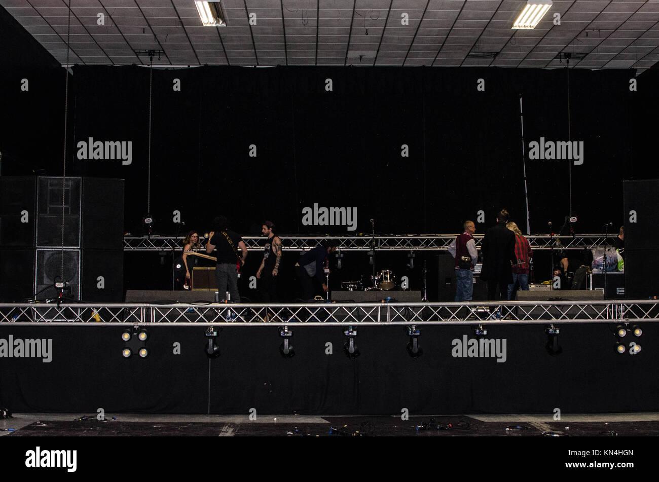 https www alamy com stock image the edinburgh blues n rock festival 2017 in the corn exchange edinburgh 167902693 html