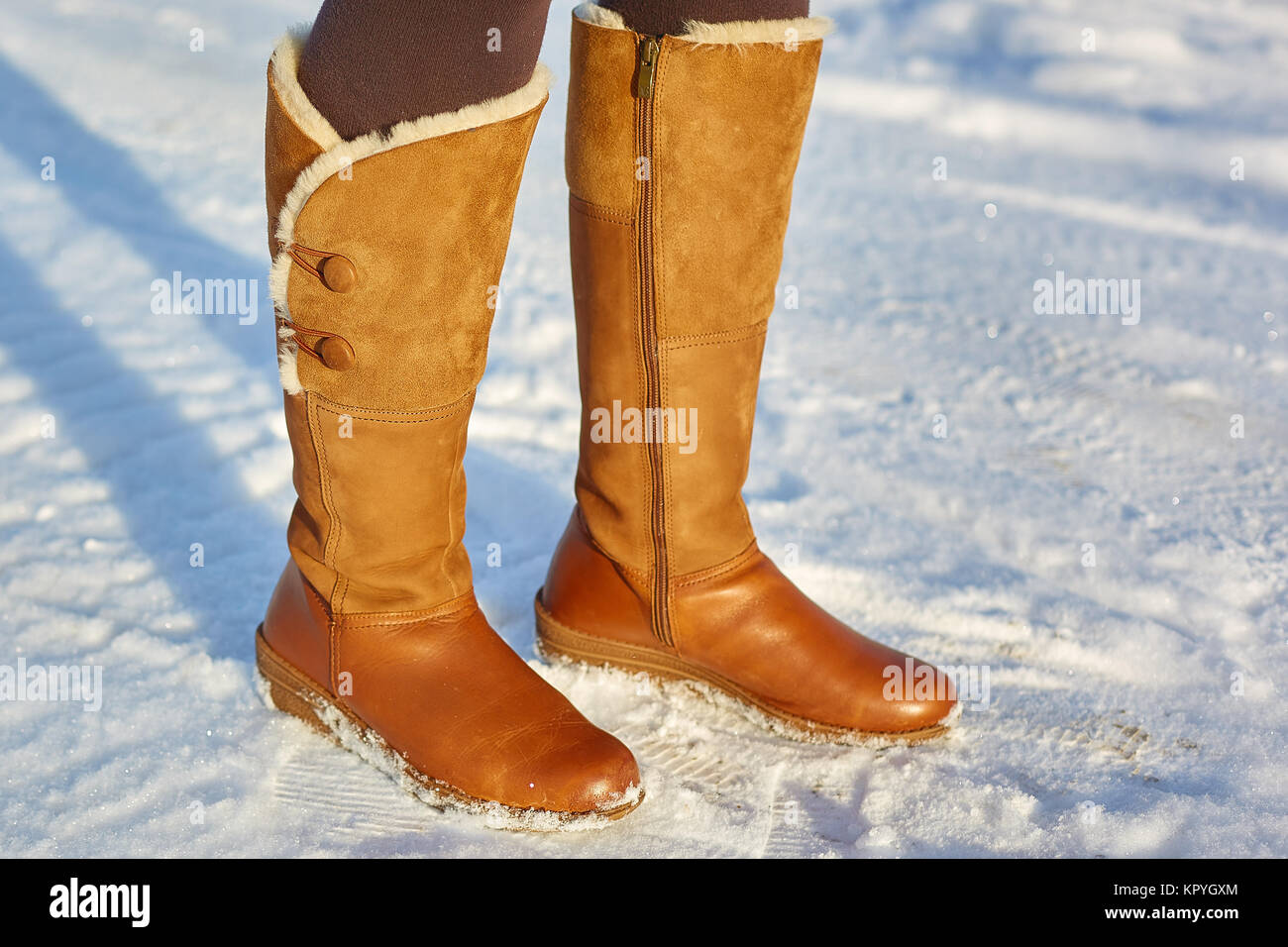 Eskimo Boots Alaska