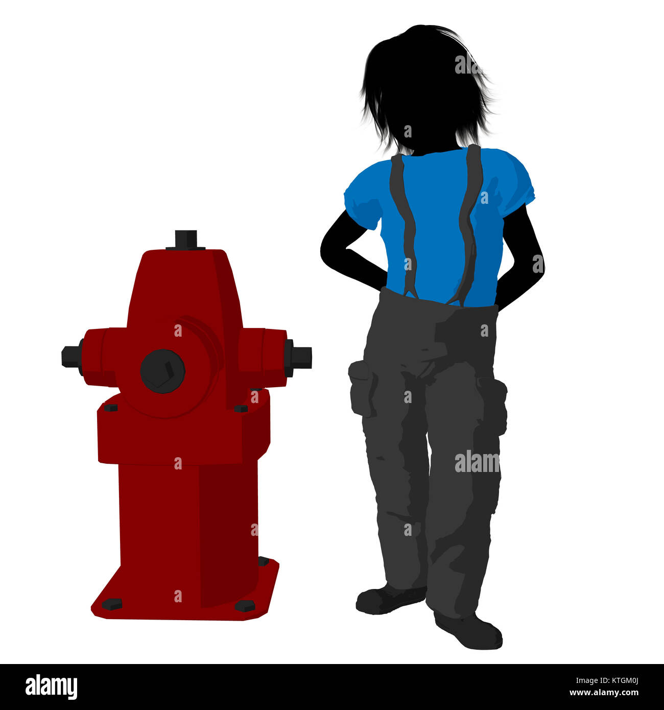 Child Fire Hydrant Stock Photos Amp Child Fire Hydrant Stock Images