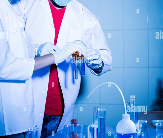 Indian Science Students Chemical Research Chemistry Laboratory Test Tube