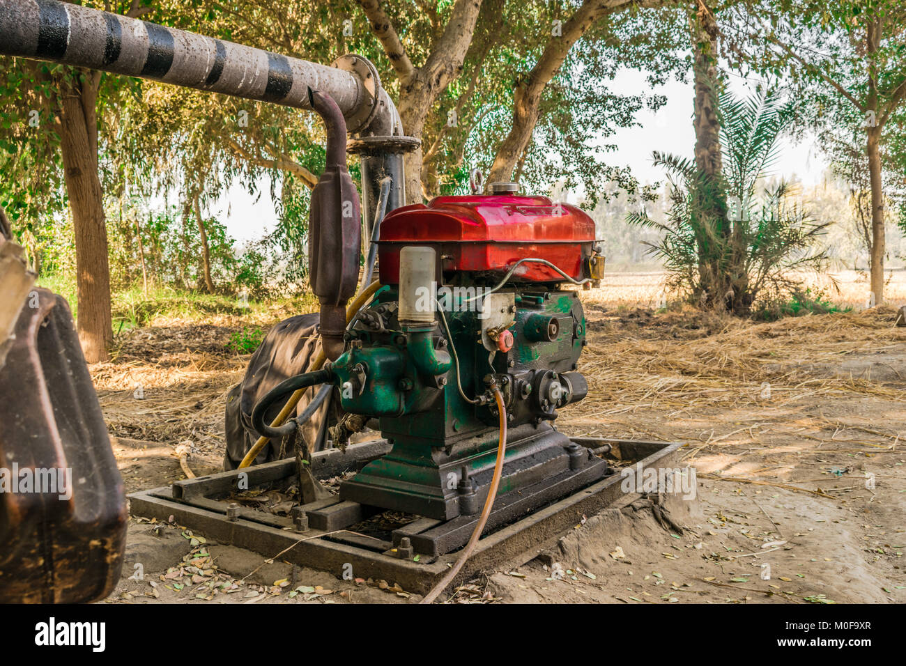 The battery lasts quite a while with this vac as well. A Heavy Tube Well Diesel Engine With It S Pipe For Wheat Fields To Provide Them Water Stock Photo Alamy