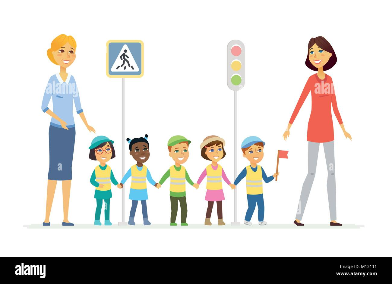 Kindergarten Stock Vector Images