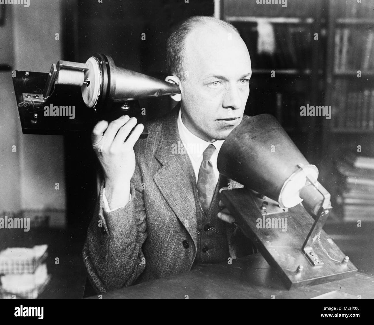 Alexander Graham Bell S First Telephone 25 Stock