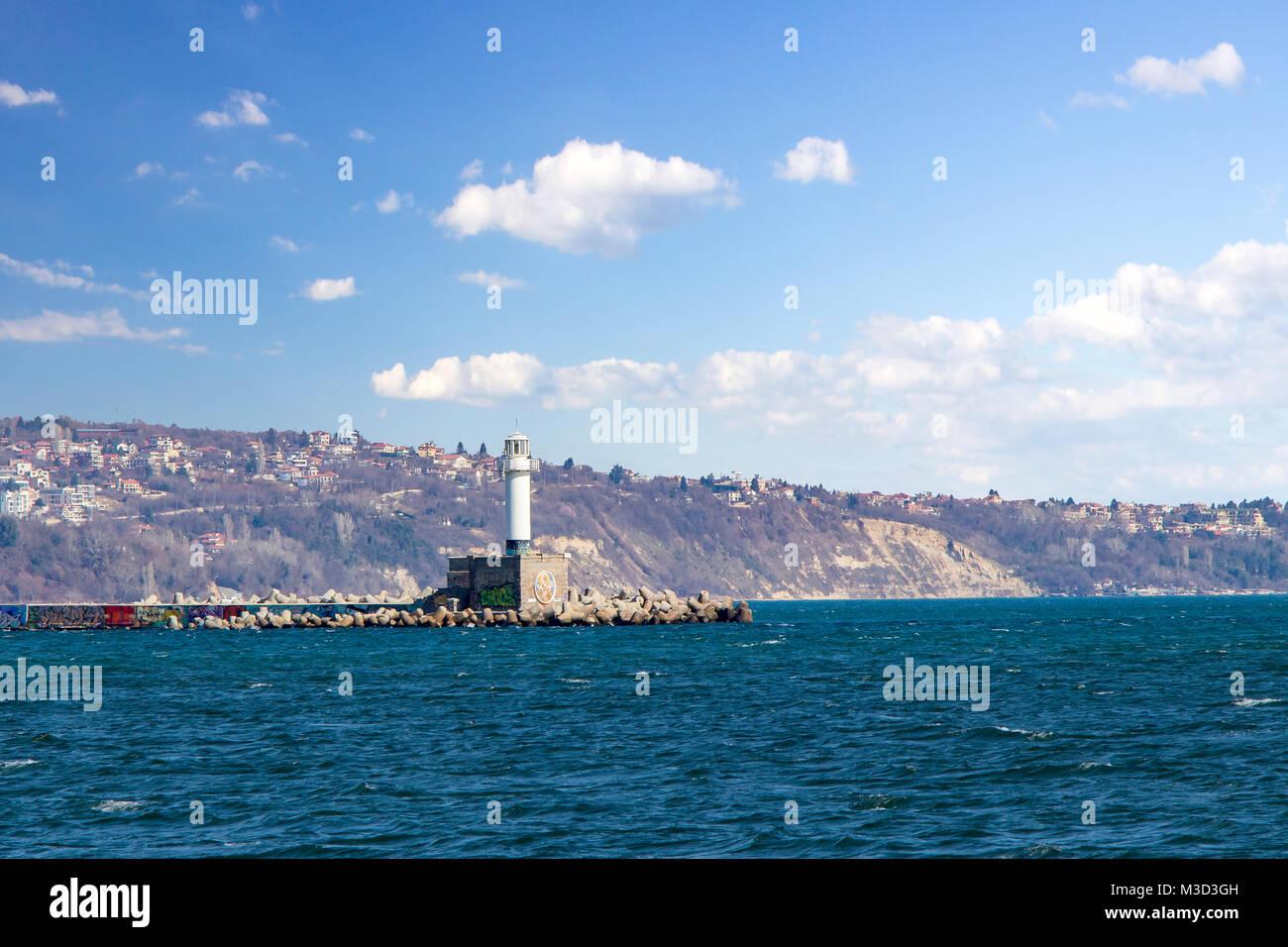 Black Sea Lighthouse Stock Photos Amp Black Sea Lighthouse