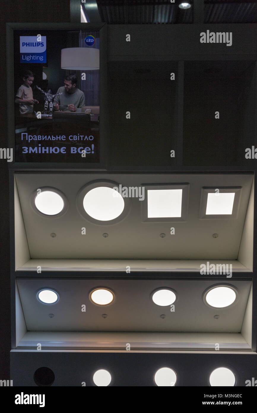 https www alamy com stock photo kiev ukraine october 07 2017 philips lighting dutch technology company 174421588 html