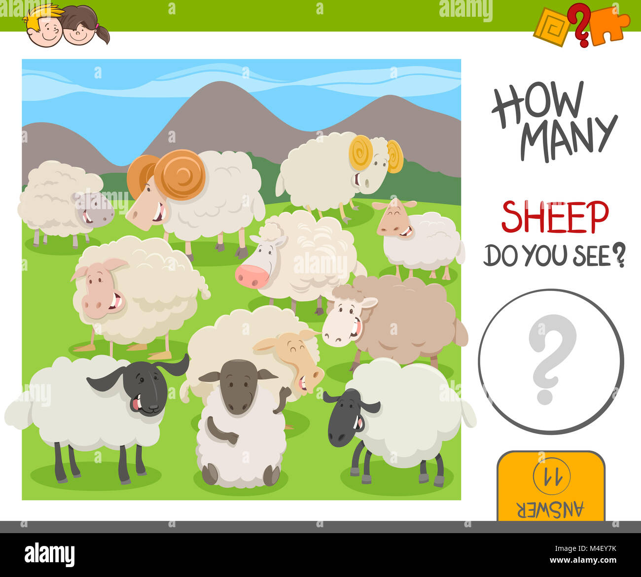 Count Sheep Stock Photos Amp Count Sheep Stock Images