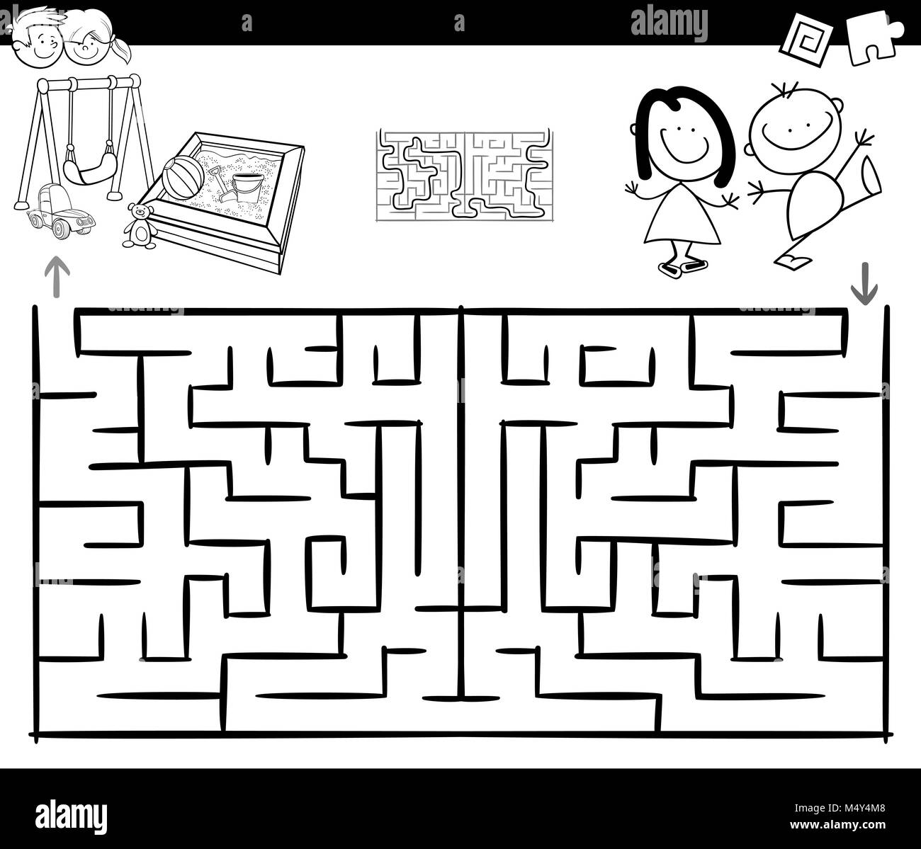 Ant Farm Mazes Motor Skills Maze And Ant T