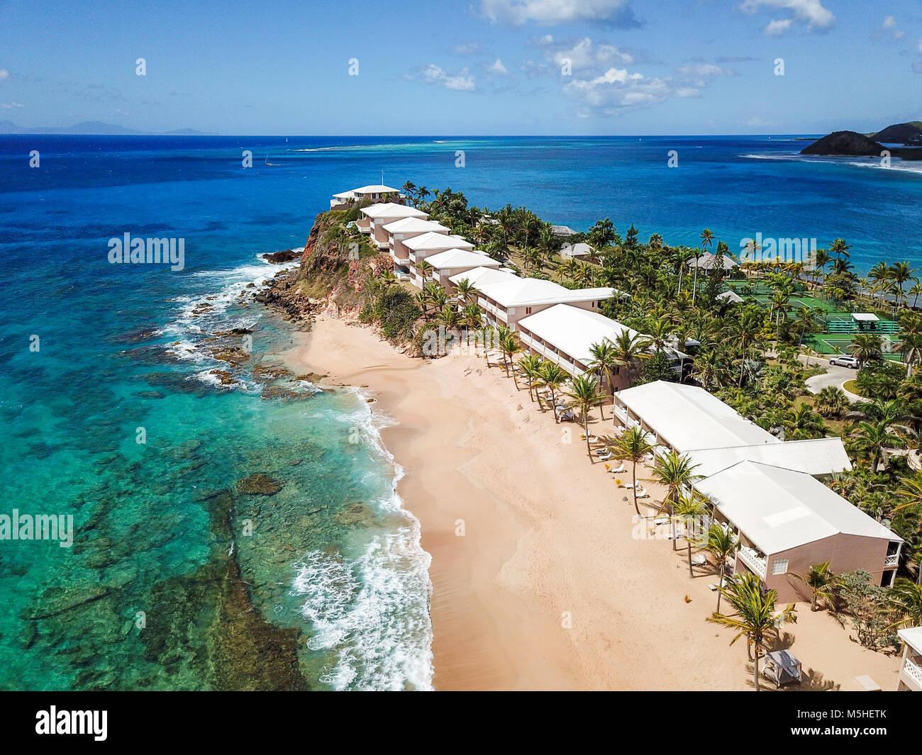https www alamy com stock photo curtain bluff resort antigua 175561811 html