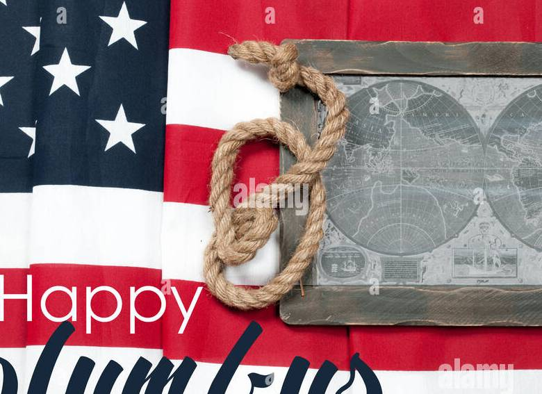 HD Decor Images » Happy Columbus Day  United States flag  Map of the American     United States flag  Map of the American continent