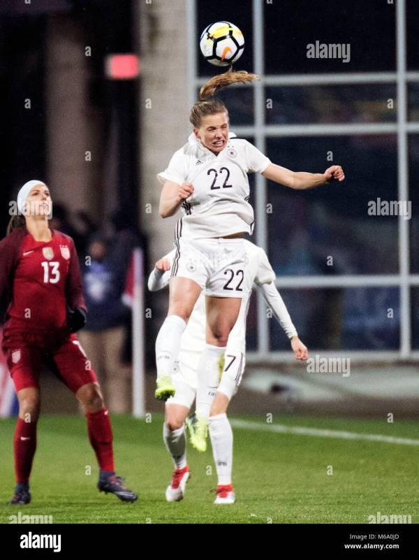 Columbus, Ohio, USA. March 1, 2018: Germany midfielder ...