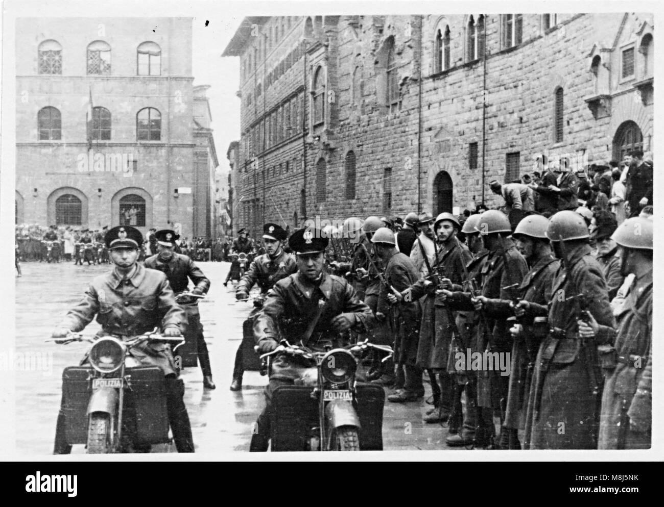 Fascism Italy Mussolini Stock Photos Amp Fascism Italy