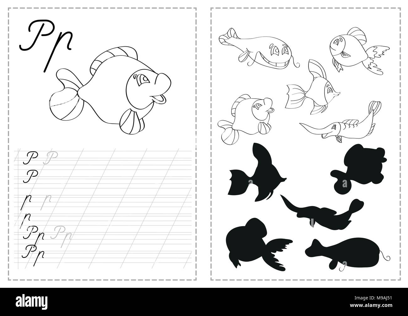 Tracing Letters Stock Photos Amp Tracing Letters Stock Images