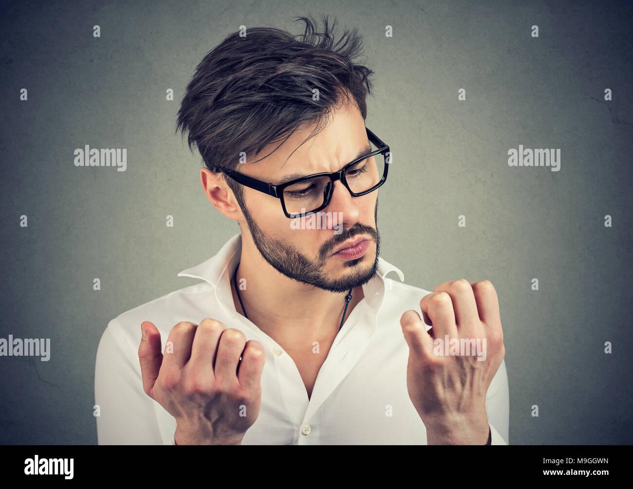 Obsessive Behavior Stock Photos Amp Obsessive Behavior Stock
