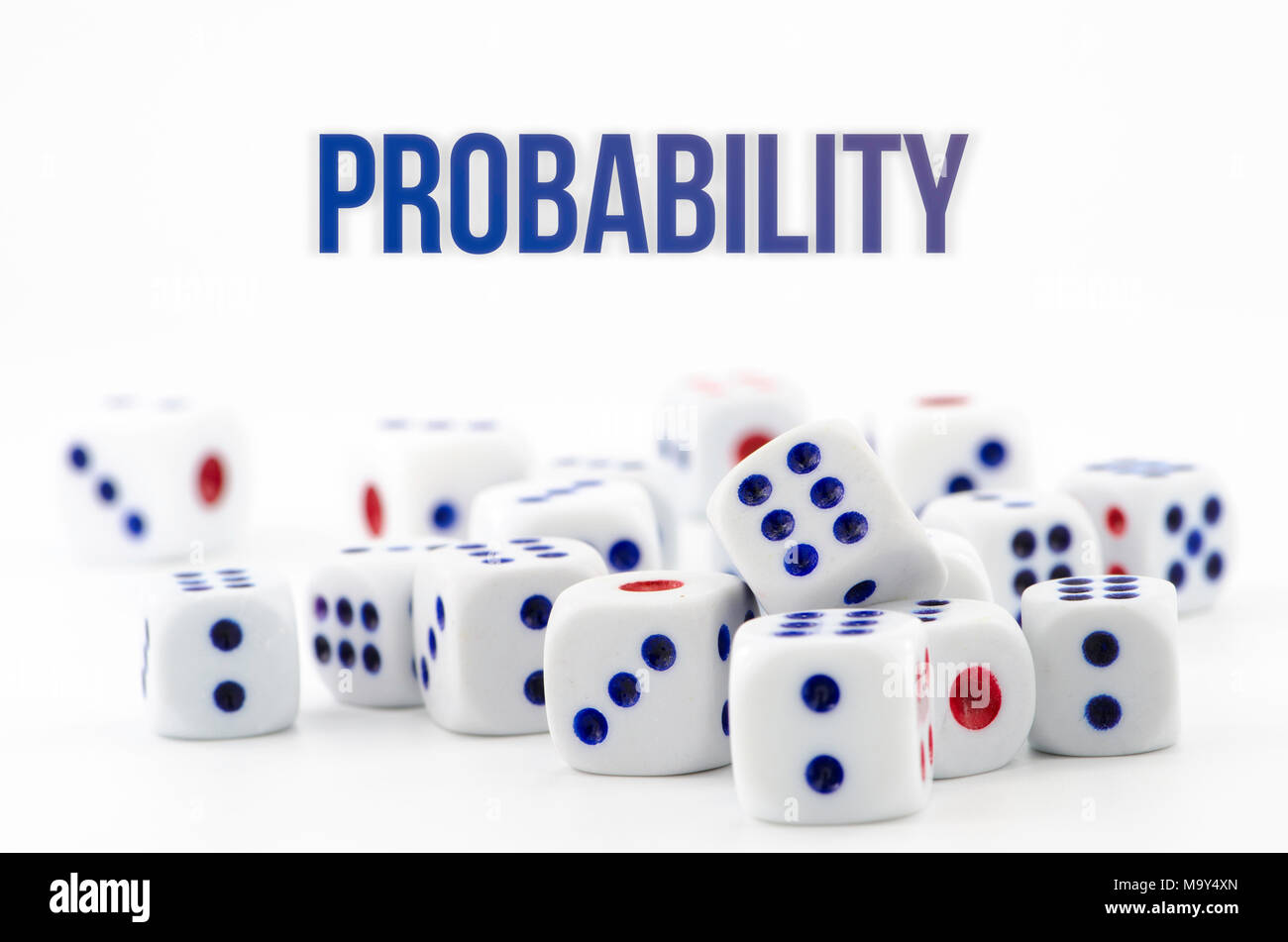 Probability Dice Chances Game Business