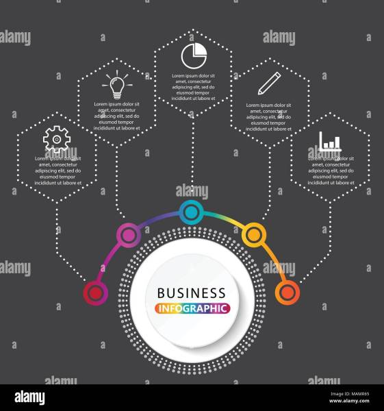 Vector infographic template with 3D paper label  integrated circles     Vector infographic template with 3D paper label  integrated circles   Business concept with options  For content  diagram  flowchart  steps   parts