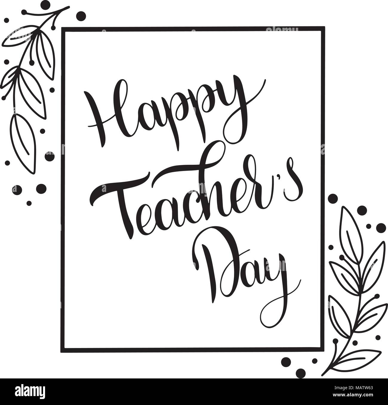 Teachers Day Cut Out Stock Images Amp Pictures