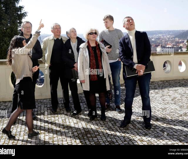 Prague Czech Republic 07th Apr 2018 Governments Kramar Villa Was Opened To The Public For The First Time This Year In Prague Czech Republic