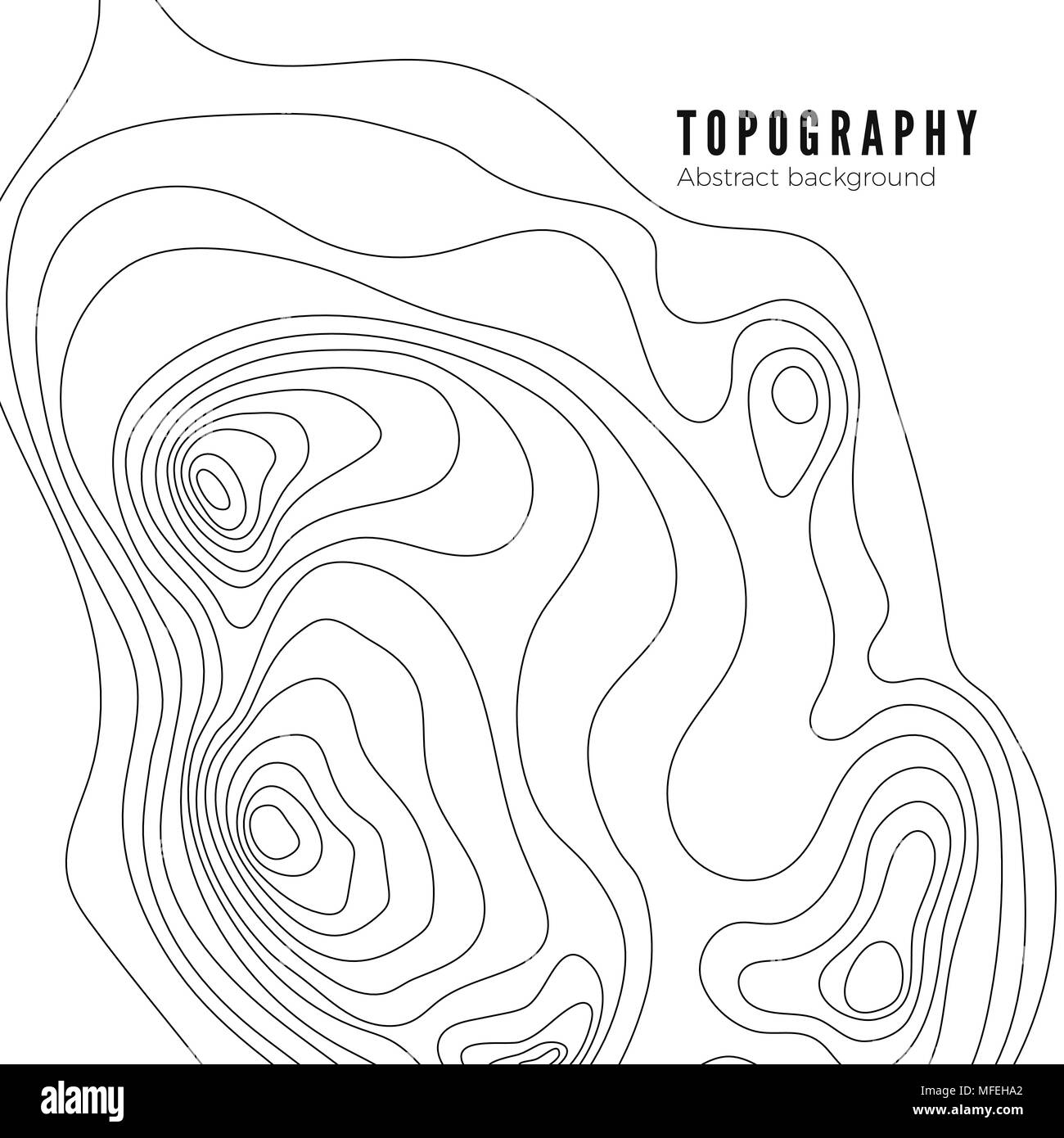 On A Topographic Map Contour Lines Are What