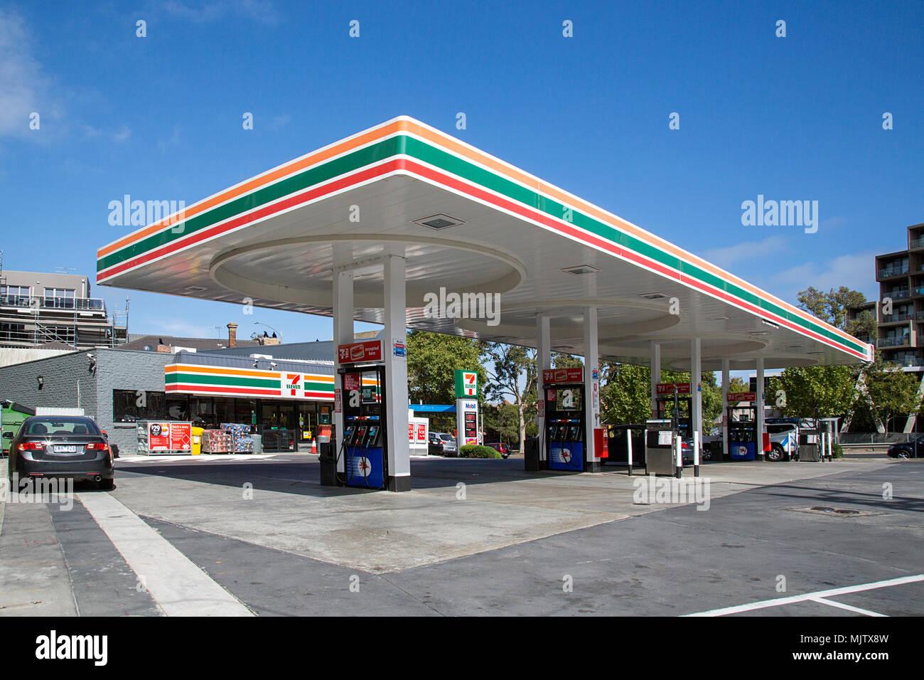 Exxon Gas Station Petrol Stock Photos Amp Exxon Gas Station