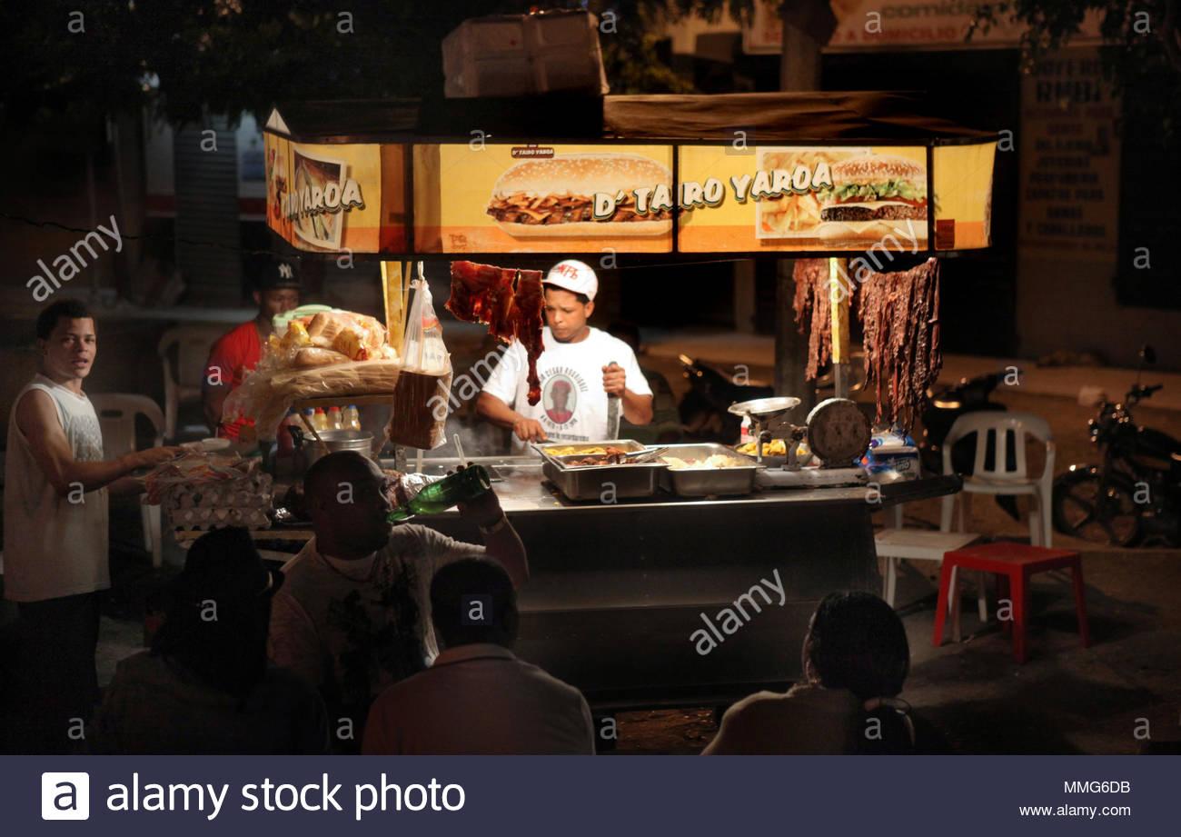 Small Fast Food Shop