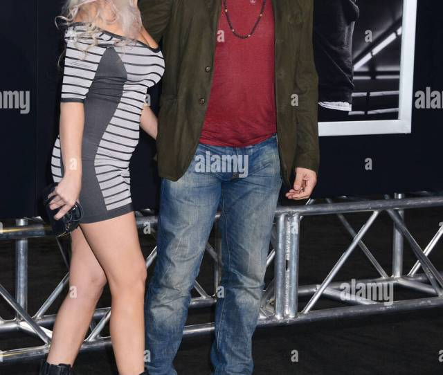 Randy Couture Mindy Robinson 157 At The Creed Premiere At The Westwood Village Theatre In Los Angeles November 19 2015 Randy Couture Mindy Robinson 157
