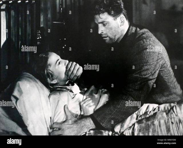 Kiss the Blood Off My Hands is a 1948 American film noir crime ...