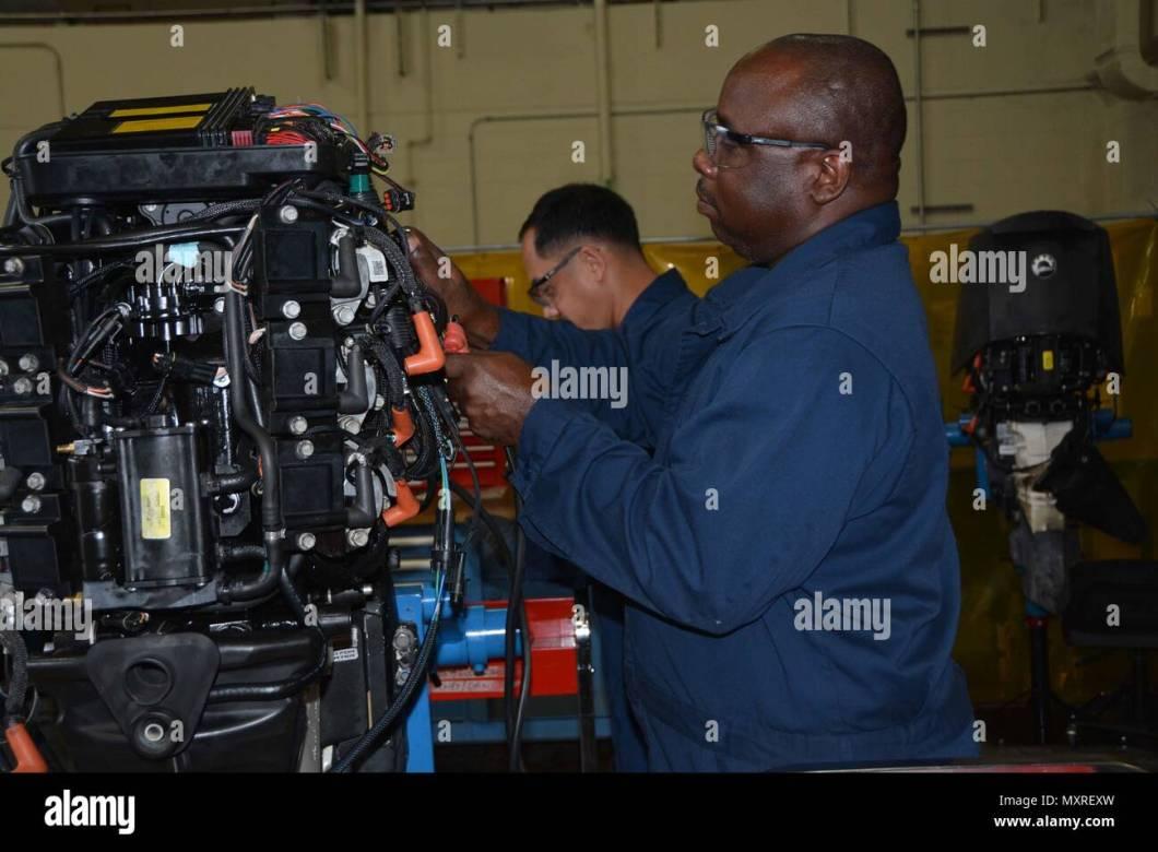 Outboard Motor Mechanic Courses Newmotorku
