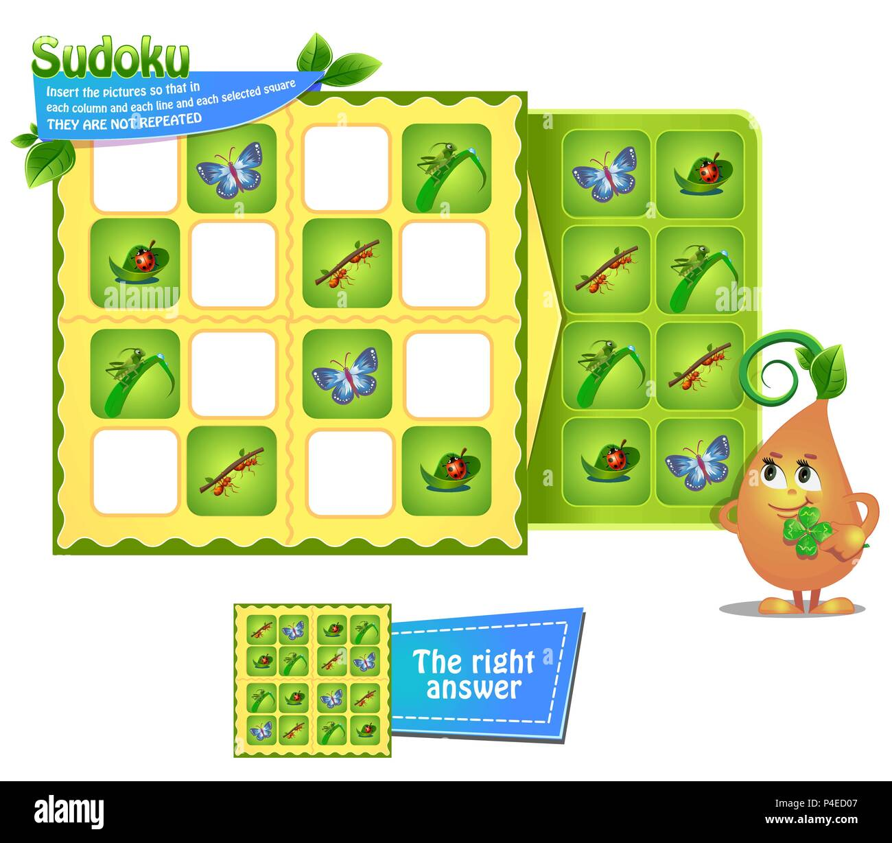 Sudoku Stock Vector Images
