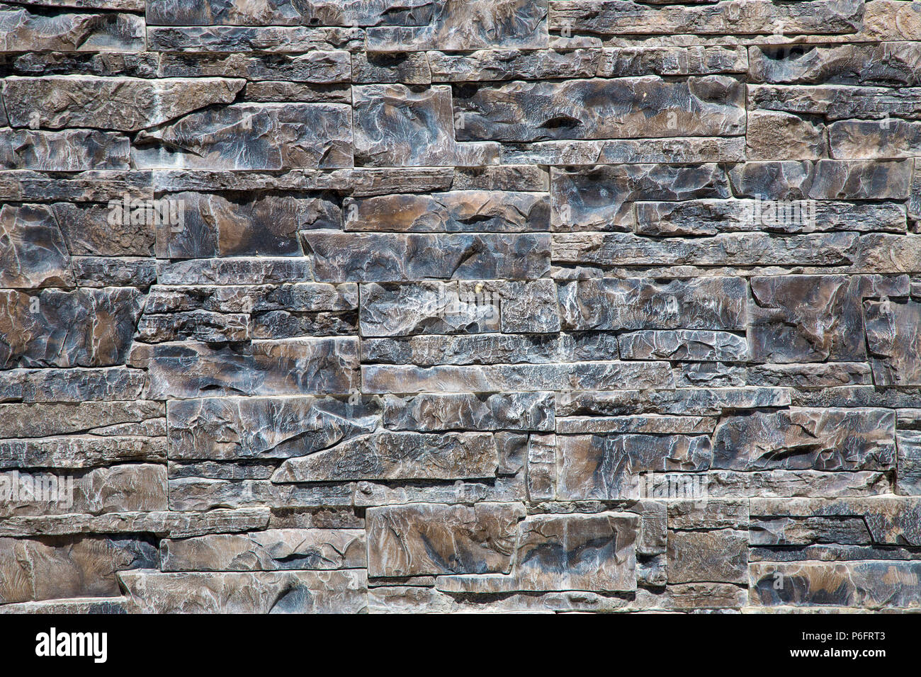 Modern Decorative Stone Wall For Exterior Decoration Of