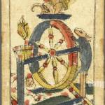 Wheel Fortune Tarot Card High Resolution Stock Photography And Images Alamy