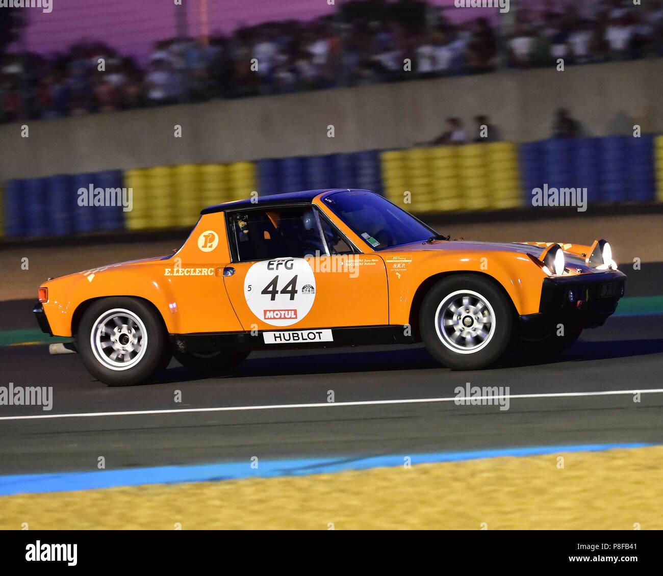 https www alamy com julien bussolini jean marc bussolini porsche 914 6 gt plateau 5 grid 5 le mans classic 2018 july 2018 le mans france circuit racing classic image211779681 html