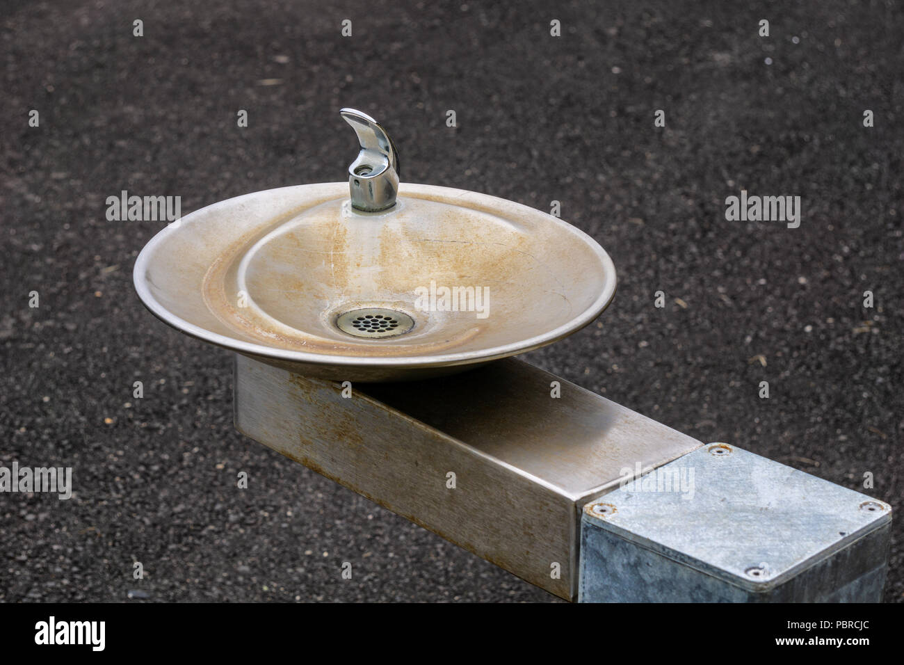 water fountain tap