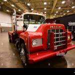 Classic Mack Truck High Resolution Stock Photography And Images Alamy