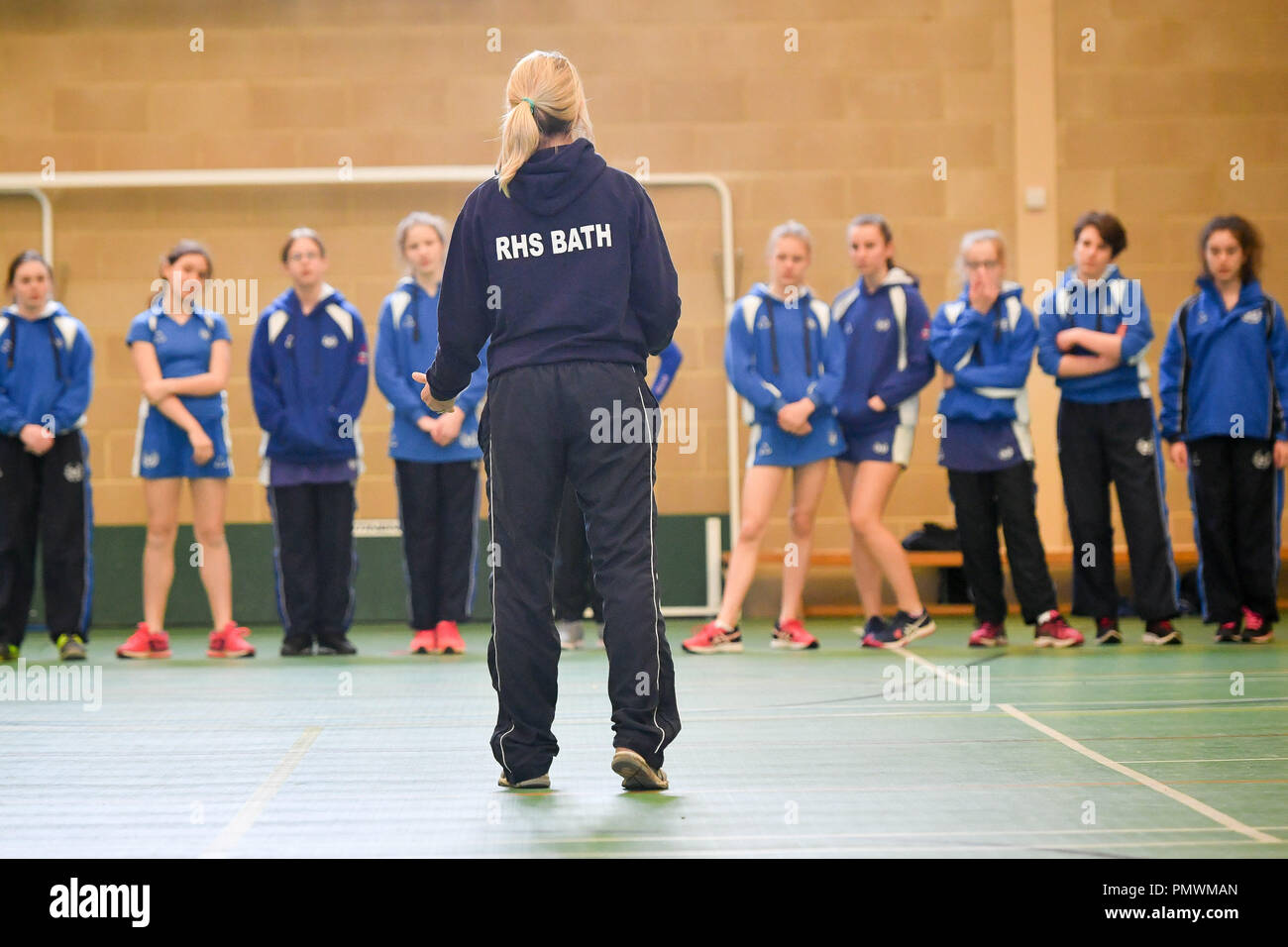 Uk Physical Education Teacher Stock Photos Amp Uk Physical