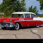 1956 Chevy High Resolution Stock Photography And Images Alamy