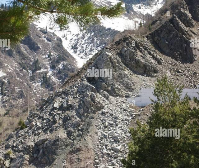 Medeo Mountain Almaty Spring In Kazakhstan Perfect Ski