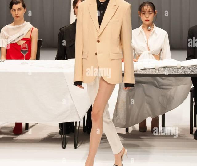 Tokyo Runway Show Dressedundressed From Designer Takeshi Kitazawa At The Amazon Fashion Week Tokyo  Ss Photos By Michael Steinebachaflo Pwec Jpg