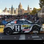 Barcelona Barcelona Spain 25th Oct 2018 The Ford Fiesta Wcr Of Drivers Ken Block And Alex